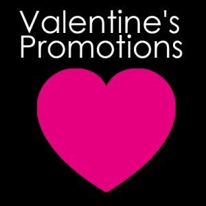 Valentine's hair & beauty offers, Covent Garden salon
