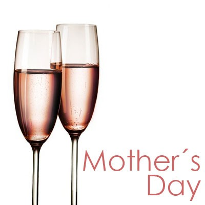 Mother's Day Blow Dry, Manicure, Pink Bubbles & more