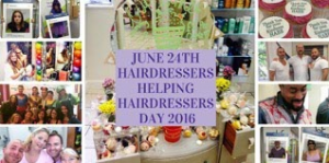 hairdressers helping hairdressers at covent garden hair salon