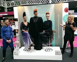 Karine Jackson at Pro Hair Live