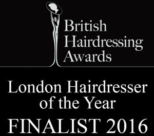 Karine Jackson Shortlisted for London Hairdresser of the Year 2016