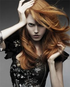 Autumn Hair Colour Trends