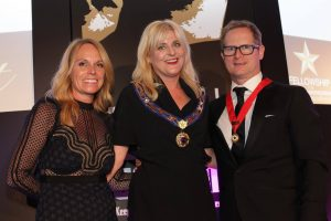 Becoming President of the fellowship for British hairdressing