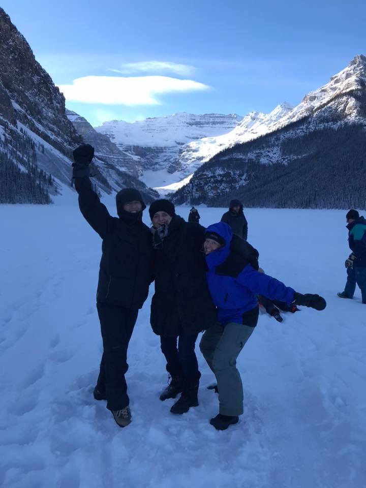 From the Fellowship Luncheon to Christmas in Canada