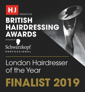 award-winning karine jackson hair and beauty salon in seven dials, covent garden