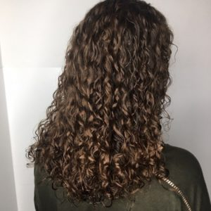 perm specialist, karine jackson hair salon, seven dials, london