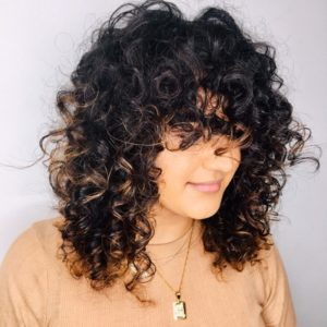 curly hair specialist sophia, karine jackson hair salon, covent garden, london