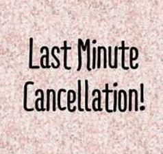 last minute cancellations karine jackson hair and beauty salon covent garden