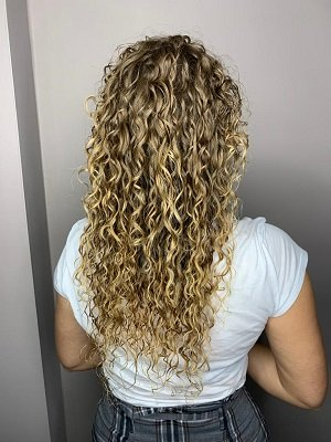 Top Tips For Curly Hair