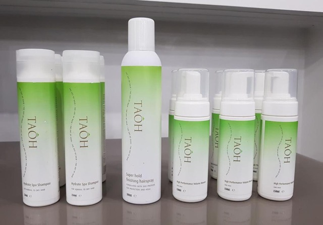 toah hair products at the best hairdressers in covent garden london