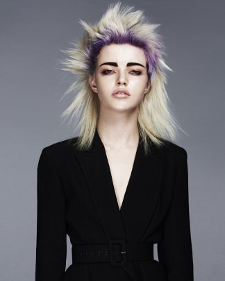 TWISTED LINEAR Collection at Karine Jackson Hair Salon in London